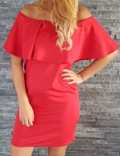 88e12a0d5778 COCOVIU Červené šaty Španielsko