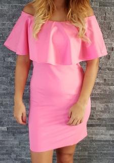 d6cfad8683ac COCOVIU Ružové šaty Španielsko